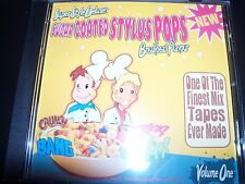 SuperStyleDeluxe ‎– Sugar Coated Stylus Pops Volume One: Breakbeat Flavour CD -