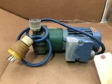 Bohncke PME-1310 PP/Viton 0.25/0.3kW Magnetic Drive Pump 2820/3440RPM 3PH