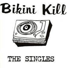 Bikini Kill - The Singles LP vinyl record Kathleen Hanna