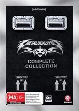 Metalocalypse the complete Seasons 1, 2, 3 & 4 + Doomstar Requiem DVD Box Set R4