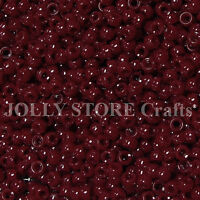 500 HYACINTH 9x6mm Pony Beads for school church crafts hair kandi jewelry
