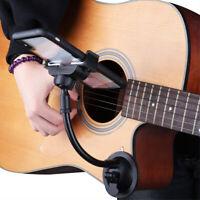 Guitar Sidekick Mobile Phone Stand Holder Sucker for Musician Street Singing