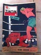 LE JOURNAL DE TINTIN - 595 : 17 mar 1960