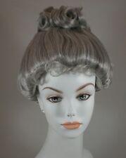 Granny, Mrs. Santa Claus or Geisha Costume wig