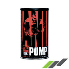 UNIVERSAL ANIMAL PUMP X 30 - THE PRE-WORKOUT MUSCLE VOLUMIZING STACK