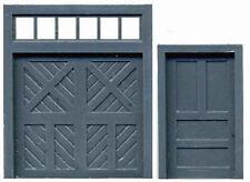 Door Assortment: Personnel Door Baggage N Model Railroad Structure Detail Gl8011