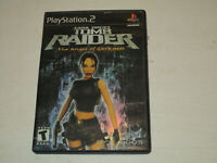 Lara Croft: Tomb Raider - The Angel of Darkness (Sony Playstation 2, PS2) Game