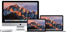 MAC OS X SIERRA 10.12.6 on a USBOSX 16Gb USB2 drive.