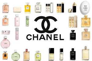 ALL CHANEL FRAGRANCES PRODUCTS FOR WOMEN SEALED Authentic