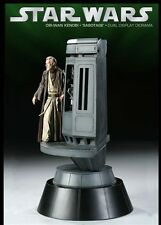 Star Wars Sideshow Obi-Wan Sabotage Dual Diorama Statue 172/1500 New MIB
