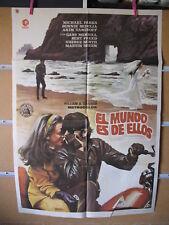 A4592 EL MUNDO ES DE ELLOS DE WILLIAM A. GRAHAM CON BONNIE BEDELIA Y MARTIN SHEE