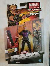 "Marvel Legends Hawkeye Rocket Raccoon BAF Wave 6"" MOC Clint Barton Avengers"