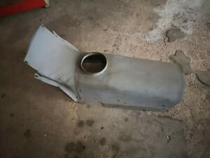 MERCEDES W136 170V 1936 GEARBOX TUNNEL COVER FLOOR PART OLDTIMER 100% RUST FREE