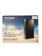 TP-LINK Archer CR700 Wireless Dual Band AC1750 DOCSIS 3.0 Cable Router