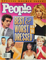 People Magazine Sept 1994 Best & Worst Dressed Special Double Issue No Label NM