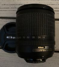 Nikon Zoom-NIKKOR 18-135mm f/3.5-5.6 AF-S DX IF G ED Lens