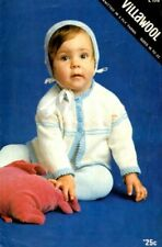 Unbranded 3 Ply Crocheting & Knitting Patterns