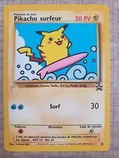 Carte Pokémon Pikachu Surfeur Queue Promo 28 Promo Wizards Française Occasion