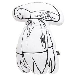 Futura 2000 Laboratories Unkle Plush Pointman Johnny Rare Bearbrick Toy Cushion