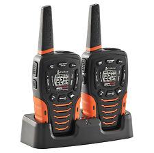 Cobra 35-Mile 22-Channel Walkie Talkie Radios w/ Flashlight, Refurbished CXT645