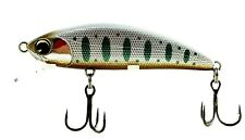FISHING LURE IMA SUKARI 50-S / 4g , # 012 SINKING MINNOW  jigs with owner hooks