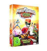 POWER RANGERS - DINO CHARGE-DIE KOMPLETTE SERIE (SEASON 22)  3 DVD NEU