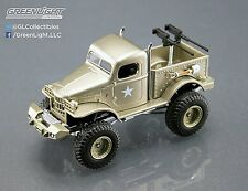 Sgt. Rock - 1941 Military 1/2 Ton 4X4 Truck - Stacey Davids Gearz TV Show by