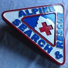 Alpine Search and Rescue 3D routed wood patch plaque sign ski patrol Custom