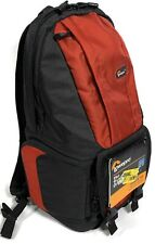 "LowePro Fastpack 350 AW DSLR&17"" Notebook Red Backpack for DSLR Camera Universal"