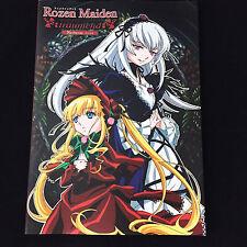 Rozen Maiden 2nd Season Träumend Anime Fan Book | JAPAN Anime Art Suiginto