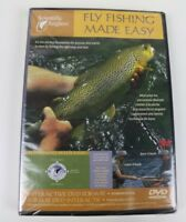 Fly Fishing Made Easy DVD Video Interactive 2005 47 minutes Scientific Anglers