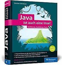 Java ist auch eine Insel: Programmieren lernen mit dem S... | Buch | Zustand gut