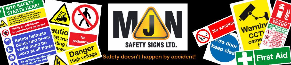 MJN Safety Signs Ltd
