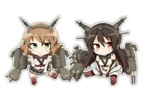 Kantai Collection Kancolle Anime Car Window Decal Sticker 047
