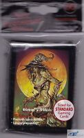 ULTRA PRO DARK OZ WICKED WITCH OF THE WEST DECK PROTECTOR CARD SLEEVES FOR MTG