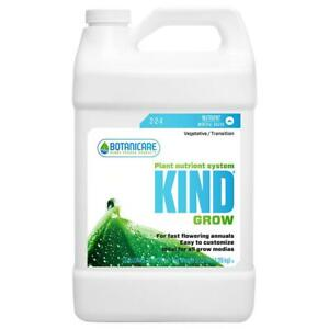 Botanicare KIND Grow Plant Nutrient System Fast Growing Annuals GrowRoom - 3.78L