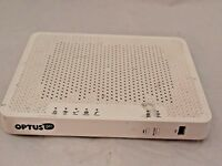 SAGEMCOM FaST 3864OP NBN IMS OPTUS YES! WIRELESS ROUTER MODEM ADSL (WHITE)