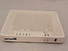 SAGEMCOM F@ST 3864OP NBN IMS OPTUS YES! WIRELESS ROUTER MODEM ADSL (WHITE)