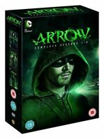COFFRET DVD SERIE FANTASTIQUE ACTION : ARROW - SAISON 1 A 3 COMPLETE - DC COMICS
