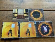 THE CRANBERRIES x5 UK CDs inc PROMO DELORES O'RIORDAN