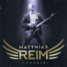 Matthias Reim - Phönix CD 2016 NEU Zu Früh Um Zu Gehen
