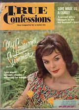 MAY 1961 TRUE CONFESSIONS MAGAZINE-ROMANCE-STORY-VINTAGE ADS-RARE
