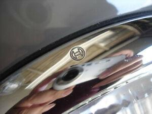 VW TYPE 1 2 BUG BUS PORSCHE 356 HEADLIGHT ASSEMBLY TO BODY & GLASS LENS SEAL KIT