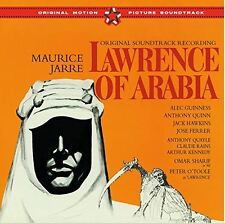 LAWRENCE OF ARABIA - EXPANDED SCORE - LIMITED EDITION - MAURICE JARRE