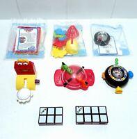 Hasbro Games McDonald's Happy Meal Toys 2020 Hasbro & Rubiks Toys Australia
