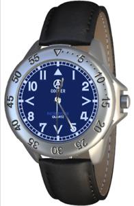 Cooper Pathfinder - blue strap watch