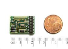 Ersatz-Leiterplatte Kurzschlußstecker z.B. für TRIX Elektrolok Traxx 2 H0 NEU