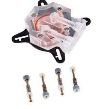 Pc Liquid Raffreddamento Acqua Kit Completo 240mm Radiatore CPU Gpu Blocco