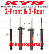 4- KYB Excel-G® 2-Front & 2-Rear  Shocks/Struts BMW E46 323 325 328 330