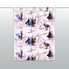 Disney Frozen Gardine Vorhang Fertiggardine 140 x 175 cm blickdicht